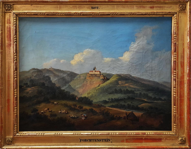 Сигізмунд Бубікс. Форхтенштайн. Північ. 1867