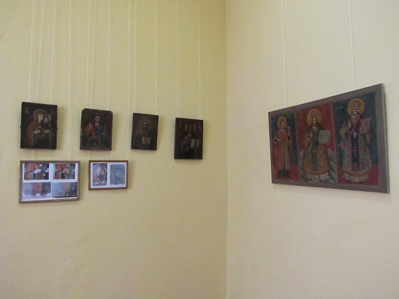 Художня галерея. Розділ «Сакральне мистецтво – символічне мистецтво». Світлина Ірини Коваленко